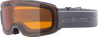 Очки горнолыжные Alpina Sports 2021-22 Narkoja / A7281123 (серый) -