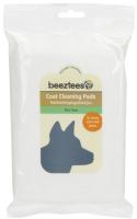 Влажные салфетки для ухода за животными Beeztees Tea Tree / 795137 (40шт) -