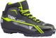 Ботинки для беговых лыж TREK Sportiks NNN (черный/лайм, р-р 34) -