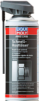 Растворитель Liqui Moly Pro-Line Schnellrostloser / 7390 (400мл) -