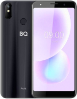 Смартфон BQ Aura BQ-6022G (темно-серый) -