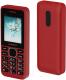Мобильный телефон Maxvi С20 (винный красный) -