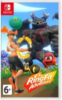 Игра для игровой консоли Nintendo Switch Ring Fit Adventure + игра + ремень / 45496424978 -