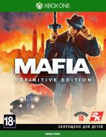 Игра для игровой консоли Microsoft Xbox One Mafia: Definitive Edition / 1CSC20004674 -