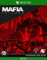 Игра для игровой консоли Microsoft Xbox One Mafia: Trilogy / 1CSC20004676 -