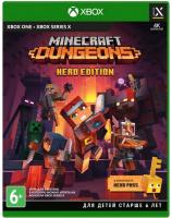 Игра для игровой консоли Microsoft Xbox One Minecraft Dungeons Hero Edition / QYN-00023 -