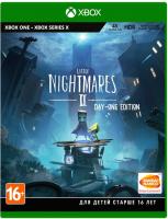 Игра для игровой консоли Microsoft Xbox One Little Nightmares II / 1CSC20004435 -