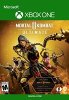 Игра для игровой консоли Microsoft Xbox One Mortal Kombat 11 Ultimate / 1CSC20004879 -