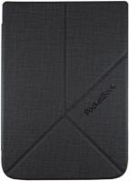 Обложка для электронной книги PocketBook Origami Cover / HS-SLO-PU-U6XX-DG-CIS (темно-серый) -