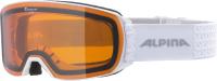 Очки горнолыжные Alpina Sports 2022 Alpina Nakiska / A7281111 (белый) -