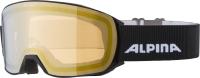 Очки горнолыжные Alpina Sports 2022 Alpina Nakiska Q-Lite / A7280831 (черный) -