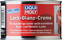 Полироль для кузова Liqui Moly Lack-Glanz-Creme / 1532 (300г) -