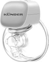 Молокоотсос электрический Kunder RH388 / 10875 (серый) -