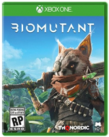 Игра для игровой консоли Microsoft Xbox One: Biomutant / 9120080071361 -