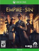 Игра для игровой консоли Microsoft Xbox One: Empire of Sin / 4020628725983 -