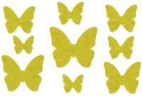 Декор настенный Bioplast Бабочки 5 -