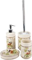 Набор аксессуаров для ванной и туалета АкваЛиния Birdie CE1115/1 -