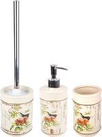 Набор аксессуаров для ванной и туалета АкваЛиния Birdie CE1115/2 -