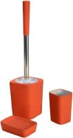 Набор аксессуаров для ванной и туалета АкваЛиния Orange CE0431U/3 -