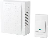 Электрический звонок Elektrostandard DBQ26M WM 1M IP44 (белый) -