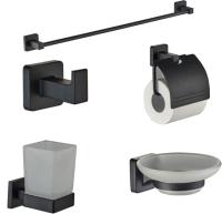 Набор аксессуаров для ванной и туалета Zollen KA44424 -