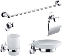 Набор аксессуаров для ванной и туалета Zollen RO44424 -