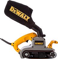 Профессиональная ленточная шлифмашина DeWalt DWP352VS-QS -