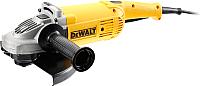 Профессиональная угловая шлифмашина DeWalt DWE492S-KS -