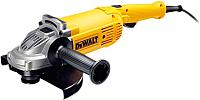 Профессиональная угловая шлифмашина DeWalt DWE490-KS -