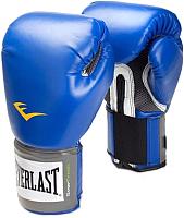 Боксерские перчатки Everlast Pro Style Anti-MB 2216U / 16oz (синий) -