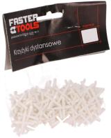 Крестики для укладки плитки Faster Tools 058 (100шт) -