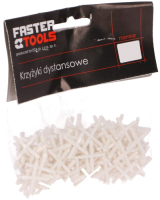 Крестики для укладки плитки Faster Tools 056 (150шт) -