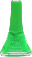 Лак для ногтей детский Lukky 119 / Т11174 (зеленый) -