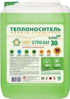 Теплоноситель для систем отопления Hot Stream EcoPRO пропиленгликоль 30 -