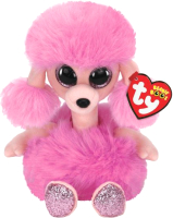 Мягкая игрушка TY Пудель Camilla 15 см / 36383 -