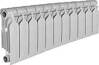 Радиатор биметаллический BiLux Plus R200 (11 секций) -