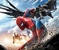 Фотообои листовые Citydecor Человек паук (300x254) -