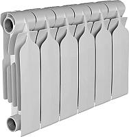 Радиатор биметаллический BiLux Plus R300 (6 секций) -