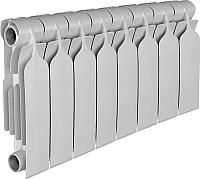 Радиатор биметаллический BiLux Plus R300 (8 секций) -