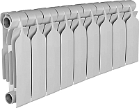 Радиатор биметаллический BiLux Plus R300 (9 секций) -