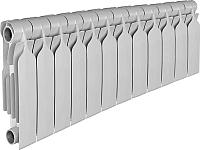 Радиатор биметаллический BiLux Plus R300 (12 секций) -