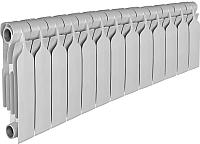 Радиатор биметаллический BiLux Plus R300 (14 секций) -