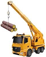 Радиоуправляемая игрушка Double Eagle Кран Mercedes Antos / E526-003 -