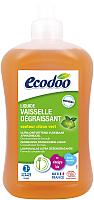 Средство для мытья посуды Ecodoo С уксусом и зеленым лимоном (500мл) -