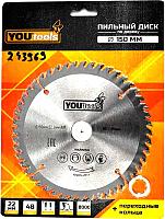 Пильный диск Yourtools Z48 150/22мм -