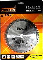 Пильный диск Yourtools Z60 160/20мм -