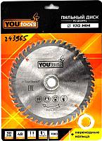 Пильный диск Yourtools 170/30мм Z48 -