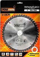 Пильный диск Yourtools Z48 184/30мм -