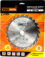 Пильный диск Yourtools Z24 190/30мм -