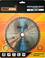 Пильный диск Yourtools Z48 190/30мм -